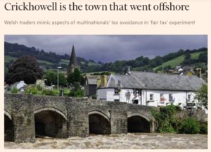 Crickhowell - offshore - FT